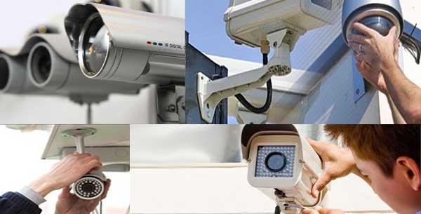 מדריך התקנת מצלמות אבטחה
