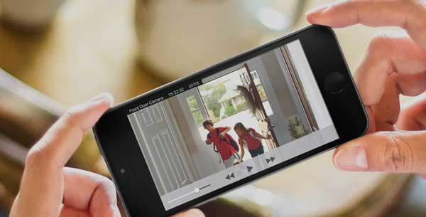 מצלמות אבטחה IP אלחוטיות