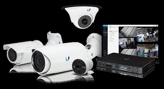 מערכת מצלמות אבטחה IP