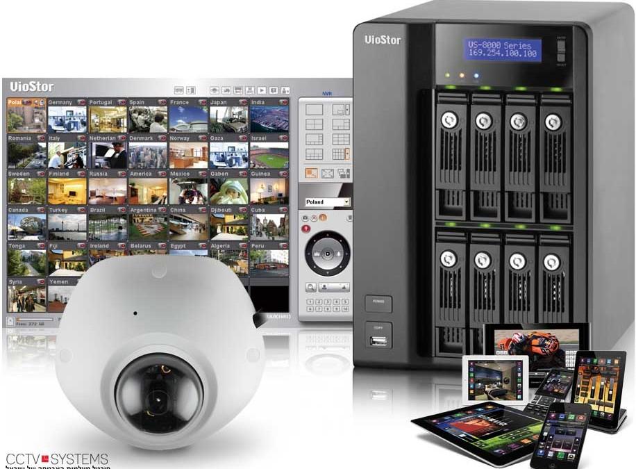 מערכת מצלמות אבטחה DVR מול NVR