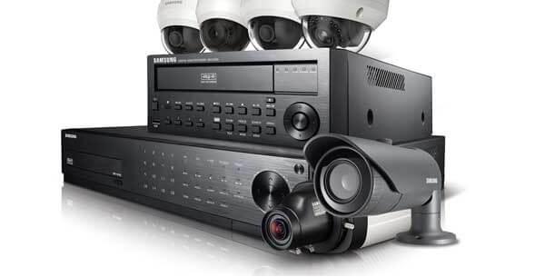 מערכת מצלמות אבטחה במעגל סגור