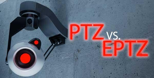 מצלמות אבטחה PTZ