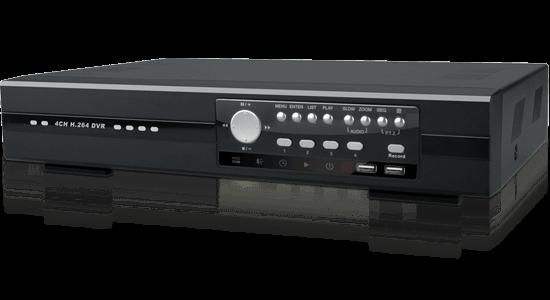 מערכת מצלמות אבטחה ומערכות הקלטה