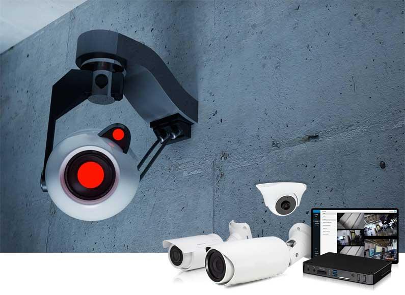 מערכת מצלמות אבטחה PTZ